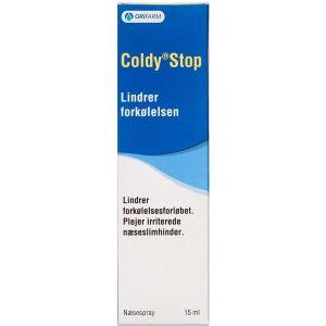 Køb Coldy Stop Næsespray antivirus 15 ml online hos apotekeren.dk
