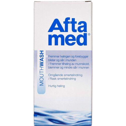 Køb Aftamed oral mouthwash 150 ml online hos apotekeren.dk