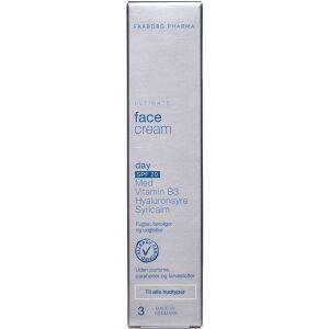 Køb Faaborg Ultimate Face Cream Day SPF20 50 ml online hos apotekeren.dk
