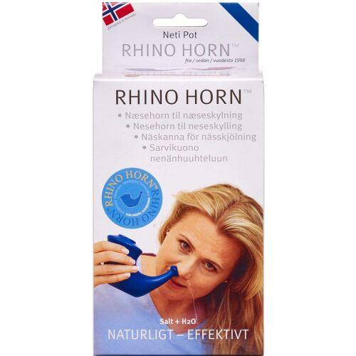 Køb Rihno Horn Næsehorn Blå 1 stk. online hos apotekeren.dk