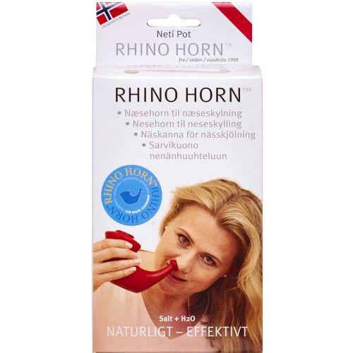 Køb Rihno Horn Næsehorn Rød 1 stk. online hos apotekeren.dk