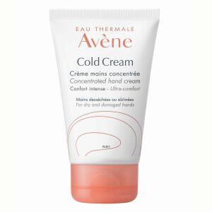 Køb Avene Cold Cream håndcreme 50 ml online hos apotekeren.dk