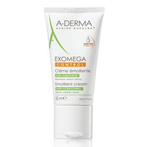 Køb A-Derma Exomega Control cream 50ml online hos apotekeren.dk