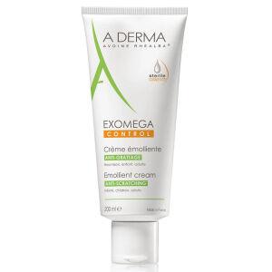 Køb A-Derma Exomega Control cream 200ml online hos apotekeren.dk