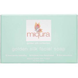 Køb Miqura golden silk facial soap 40 g online hos apotekeren.dk