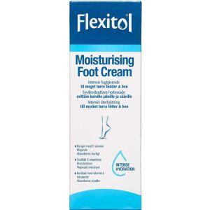 Køb Flexitol Foot Cream 85 g online hos apotekeren.dk