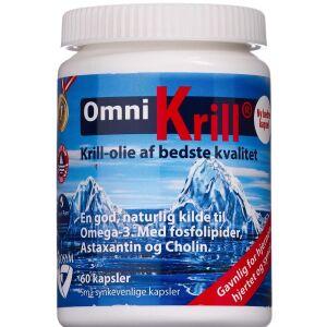 Køb OmniKrill kapsler 60 stk. online hos apotekeren.dk