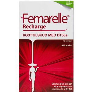 Køb Femarelle Recharge kapsler 56 stk. online hos apotekeren.dk