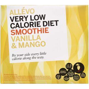 Køb Allevo VLCD Smoothie Vanilla med Mango 20 breve online hos apotekeren.dk