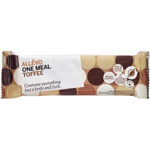 Køb Allevo LCD Bar One meal Toffee 1 stk. online hos apotekeren.dk