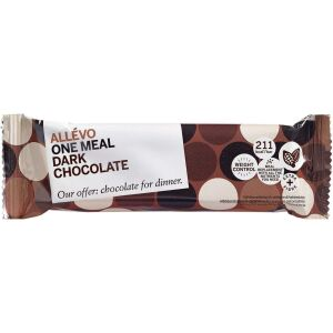 Køb Allevo LCD Bar One meal Dark Chocolate 1 stk. online hos apotekeren.dk