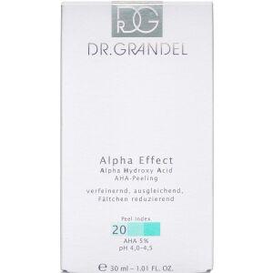 Køb Dr. Grandel Alpha Effect Peeling 30 ml online hos apotekeren.dk