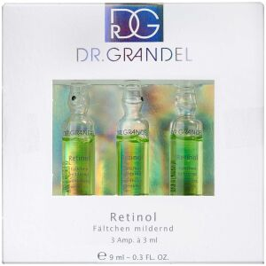 Køb Dr. Grandel Retinol ampul 3 x 3 ml online hos apotekeren.dk
