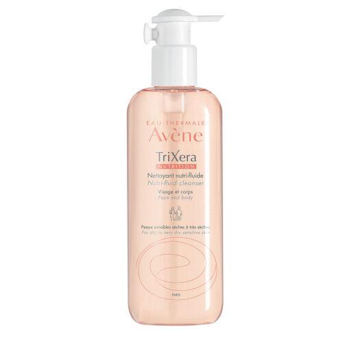 Køb Avène Trixera Nutri-Fluid Cleanser 400 ml. online hos apotekeren.dk