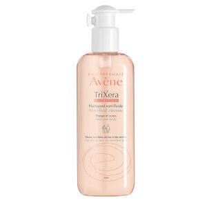 Køb Avene Trixera Nutri-Fluid Cleanser 400 ml online hos apotekeren.dk