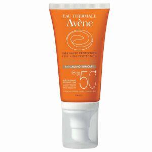 Køb Avene Anti-aging Suncare SPF 50+ 50 ml online hos apotekeren.dk