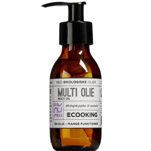 Køb Ecooking Multiolie 100 ml online hos apotekeren.dk