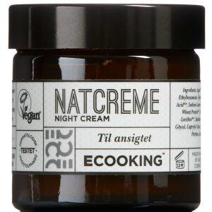 Køb Ecooking Natcreme til ansigt 50 ml online hos apotekeren.dk