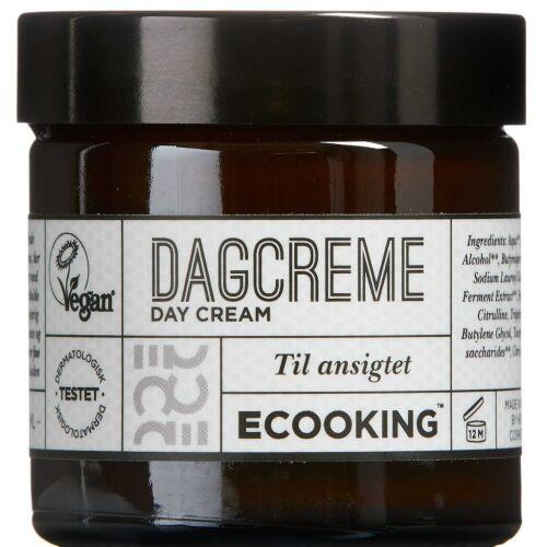 Køb Ecooking Dagcreme til ansigtet fugtiggivende dagcreme 50 ml online hos apotekeren.dk