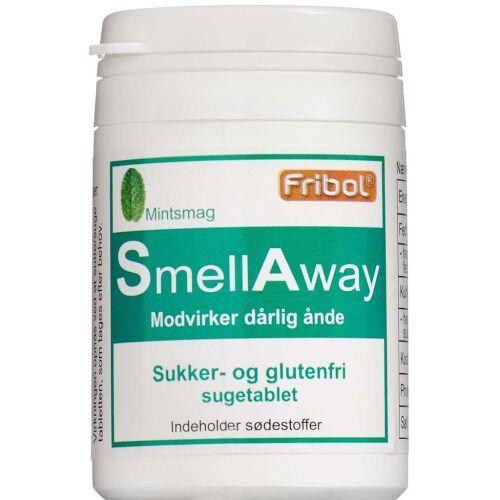 Køb SmellAway Sugetablet 50 g online hos apotekeren.dk