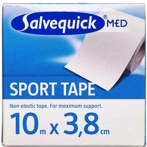 Køb SalvequickMed Sport Tape 10 m online hos apotekeren.dk