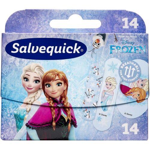 Køb Salvequixk Frozen 14 stk. online hos apotekeren.dk