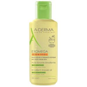 Køb A-Derma Exomega CONTROL Shower oil 200 ml online hos apotekeren.dk