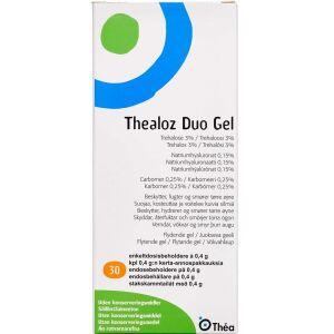 Køb Thealoz Duo Gel 30 x 0,4 ml online hos apotekeren.dk
