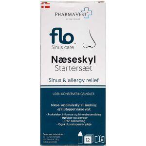 Køb FLO Næseskyl Startersæt m/refill 1 stk. online hos apotekeren.dk