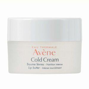 Køb Avène Cold Cream Lip Butter 10 ml. online hos apotekeren.dk