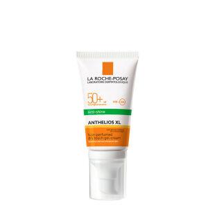 Køb La Roche-Posay Anthelios XL Drytouch gelecreme SPF50+ 50 ml online hos apotekeren.dk