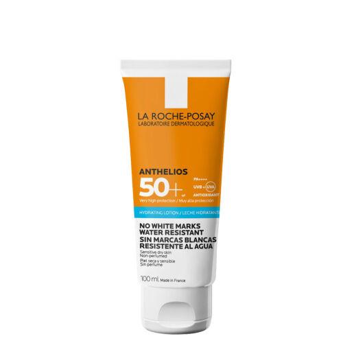 Køb LA ROCHE-POSAY Anthelios XL Sollotion krop SPF 50+ 100 ml online hos apotekeren.dk