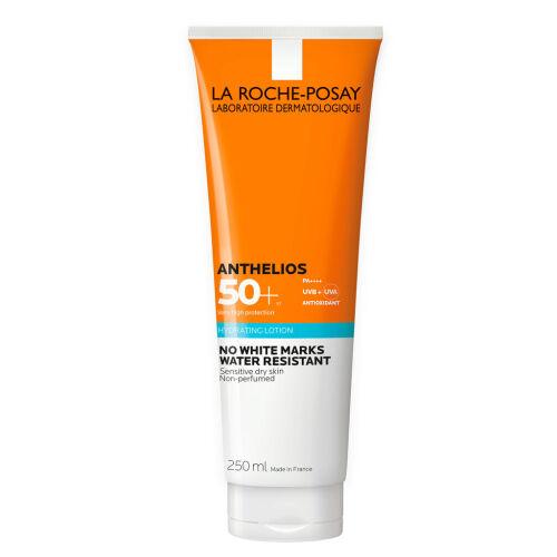 Køb LA ROCHE-POSAY Anthelios XL Sollotion krop SPF 50+ 250 ml online hos apotekeren.dk