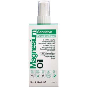 Køb Magnesium Oil Sensitive Spray 100 ml online hos apotekeren.dk