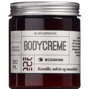 Køb Ecooking Body Creme 250 ml online hos apotekeren.dk
