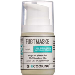 Køb Ecooking Fugtmaske 50 ml online hos apotekeren.dk