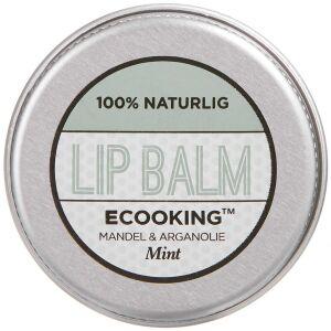 Køb Ecooking Lip Balm Mint 15 ml online hos apotekeren.dk