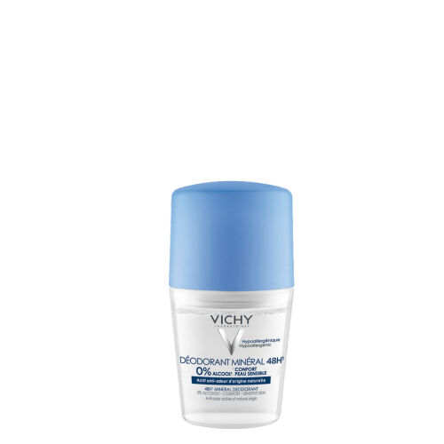 Køb Vichy Mineral Deo Roll-on 48H 50 ml online hos apotekeren.dk