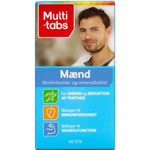 Køb Multi-tabs Mænd tabletter 60 stk. online hos apotekeren.dk