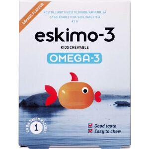 Køb Eskimo-3 Kids chew 27 stk. online hos apotekeren.dk