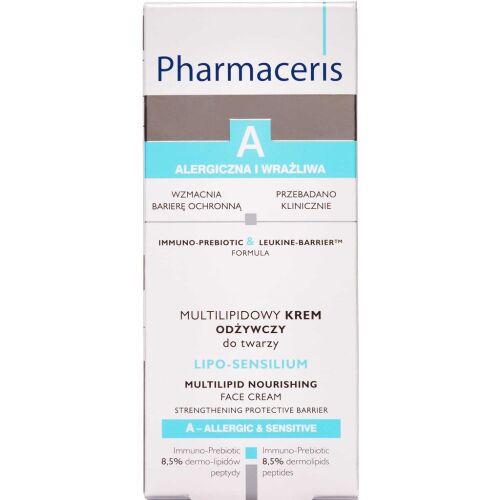 Køb Pharmaceris A Lipo-Sensilium ansigtscreme 50 ml online hos apotekeren.dk