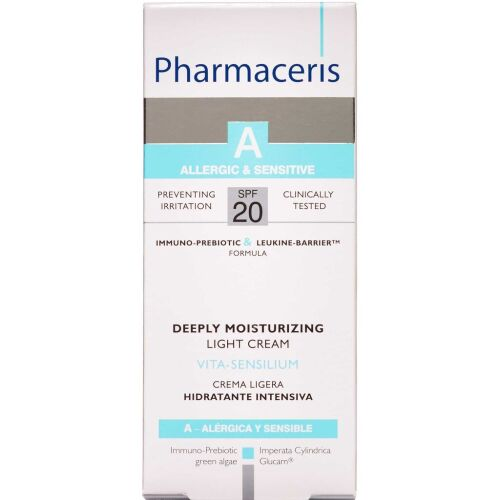 Køb Pharmaceris A Vita-Sensilium SPF20 dagcreme 50 ml online hos apotekeren.dk