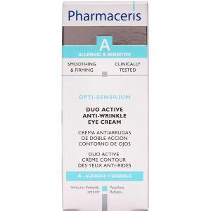 Køb Pharmaceris A Opti-Sensilium Duoaktiv øjencreme 15 ml online hos apotekeren.dk