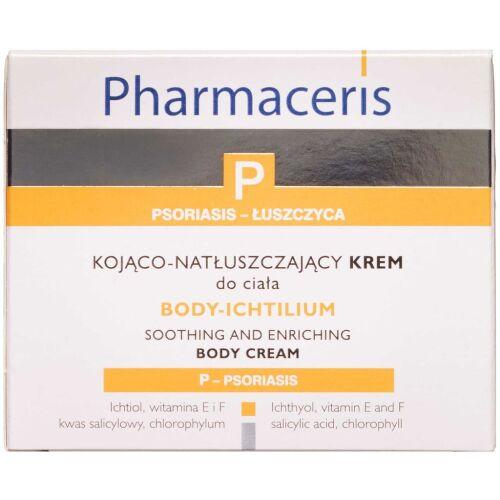 Køb Pharmaceris P Body-Ichtilium kropscreme 175 ml online hos apotekeren.dk