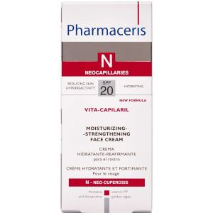 Køb Pharmaceris N Vita-Capilaril SPF 20 ansigtscreme 50 ml online hos apotekeren.dk
