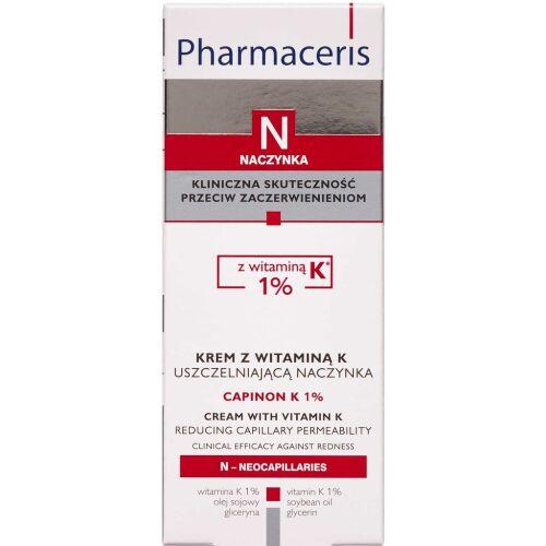 Køb Pharmaceris N Capinon K 1% ansigtscreme 30 ml online hos apotekeren.dk
