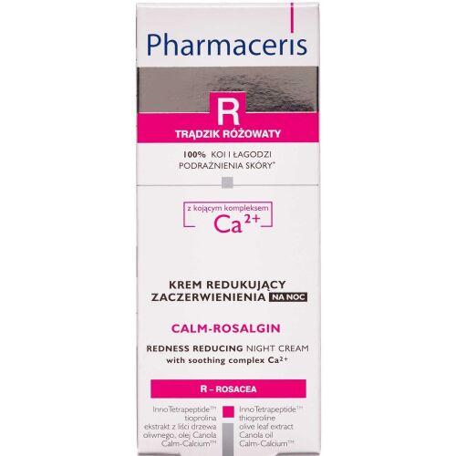 Køb Pharmaceris R Calm-Rosalgin natcreme 30 ml online hos apotekeren.dk