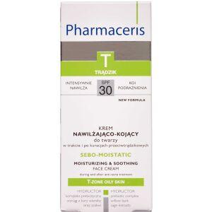 Køb Pharmaceris T Sebomatt-Moistatic SPF30 dagcreme 50 ml online hos apotekeren.dk