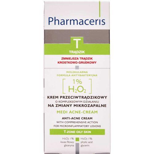 Køb Pharmaceris T Medi creme 30 ml online hos apotekeren.dk