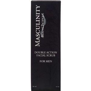 Køb Beaute Pacifique Double Action Facial Scrub for men 100 ml online hos apotekeren.dk